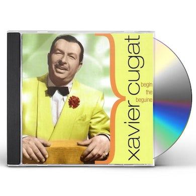Xavier Cugat BEGIN THE BEGUINE CD