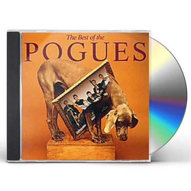 The Pogues BEST OF CD