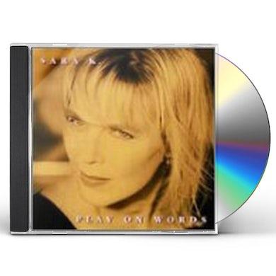 Sara K. PLAY ON WORDS CD