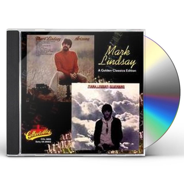 Mark Lindsay GOLDEN CLASSICS CD