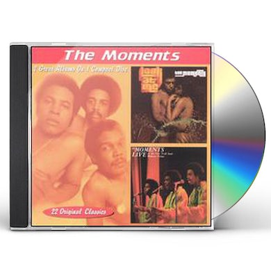 Moments LOOK AT ME / LIVE AT NEW YORK STATE WOMEN'S PRISON CD