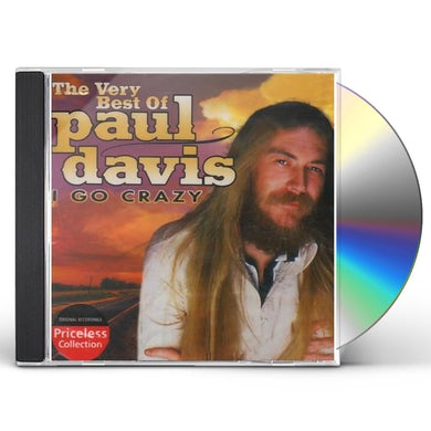VERY BEST OF PAUL DAVIS: I GO CRAZY CD