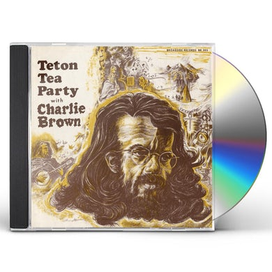 TETON TEA PARTY WITH CHARLIE BROWN CD