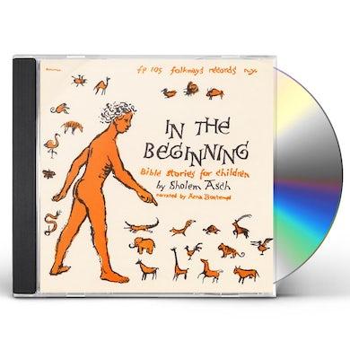 Arna Bontemps IN THE BEGINNING: BIBLE STORIES FOR CHILDREN CD
