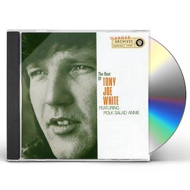 Tony Joe White BEST OF CD