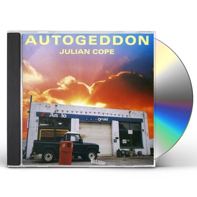 Julian Cope AUTOGEDDON CD