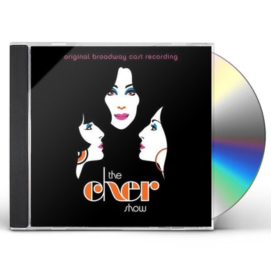 The Cher Show CHER SHOW (ORIGINAL BROADWAY CAST RECORDING) CD