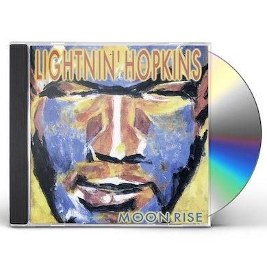 Lightnin Hopkins MOON RISE CD
