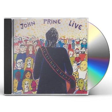 John Prine LIVE CD