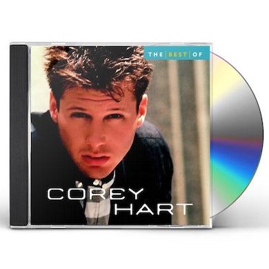 Corey Hart BEST OF CD