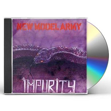 New Model Army IMPURITY CD