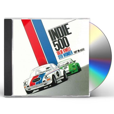 Talib Kweli Indie 500 CD