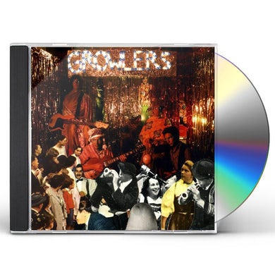 The Growlers ARE YOU IN OR OUT CD