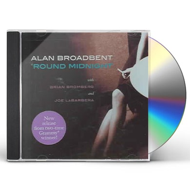 Alan Broadbent ROUND MIDNIGHT CD