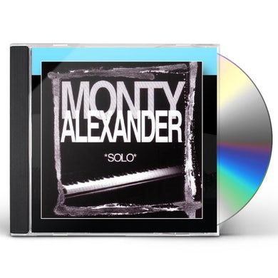 Monty Alexander SOLO CD
