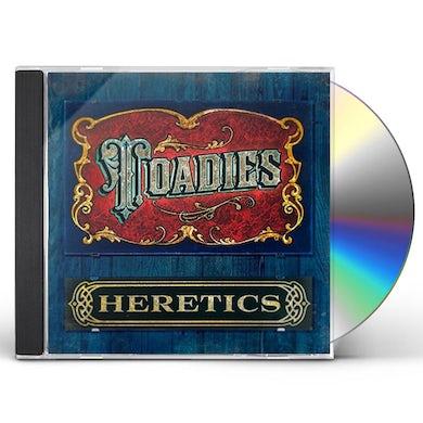 Toadies HERETICS CD