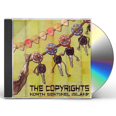 The Copyrights North Centinal Island CD