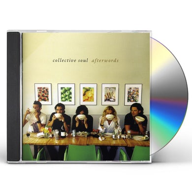 Collective Soul AFTERWORDS CD
