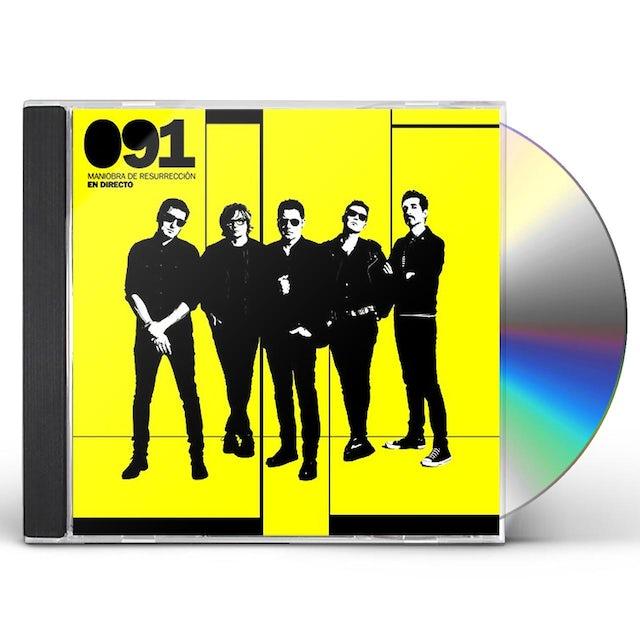 O91 MANIOBRA DE RESURECCION CD