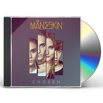 Maneskin CHOSEN CD