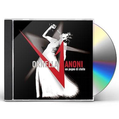 Ornella Vanoni UN PUGNO DI STELLE CD