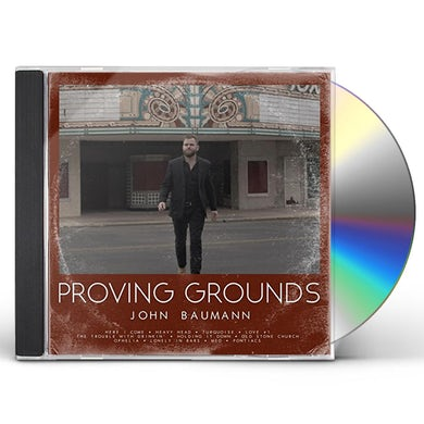 PROVING GROUNDS CD