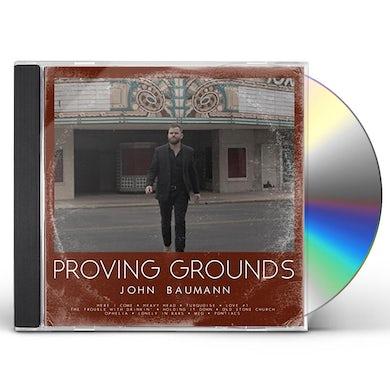 John Baumann PROVING GROUNDS CD
