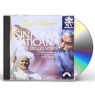 Stelvio Cipriani SINFONIA VATICANA CD