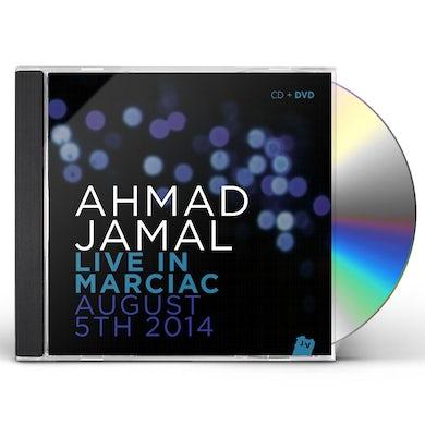 Ahmad Jamal LIVE IN MARCIA 2014 CD