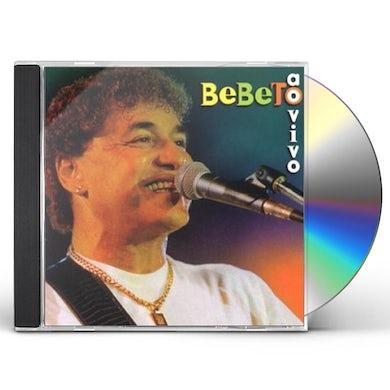 Bebeto AO VIVO CD