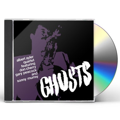 Albert Ayler GHOSTS CD