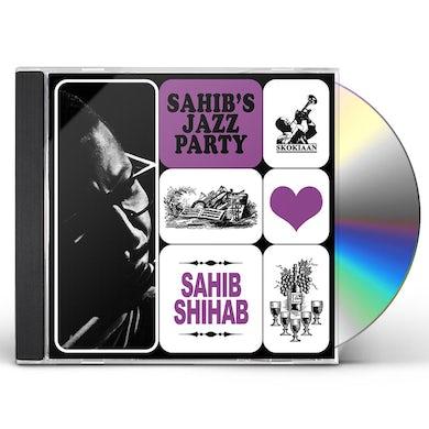 Sahib Shihab SAHIB'S JAZZ PARTY CD