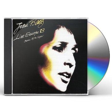 Joan Baez LIVE IN EUROPE 83 CD