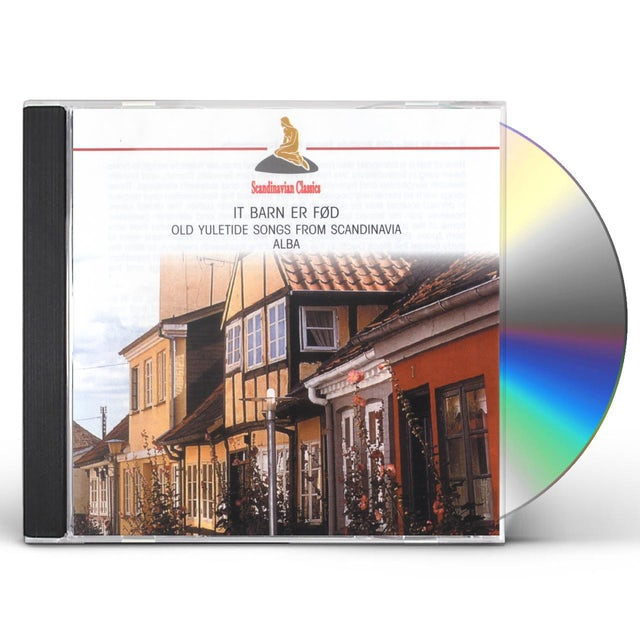 Alba IT BAR ERN FOD: OLD YULETIDE SONGS FROM SCANDINAVI CD