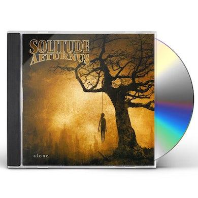 Solitude Aeturnus ALONE CD