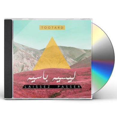 Tootard LAISSEZ PASSER CD