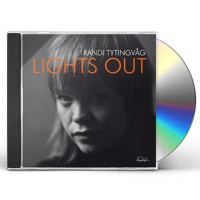 Randi Tytingvag LIGHTS OUT CD