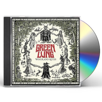 Green Lung WOODLAND RITES CD