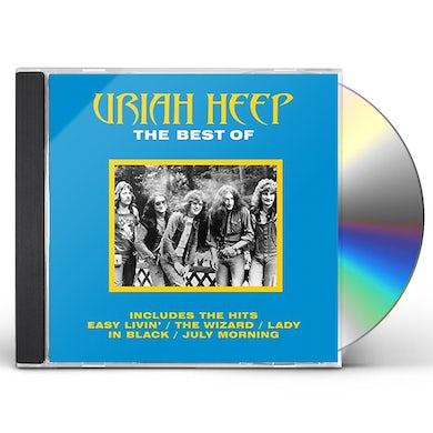 Uriah Heep BEST OF CD