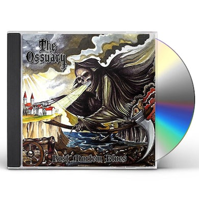 Ossuary POST MORTEM BLUES CD