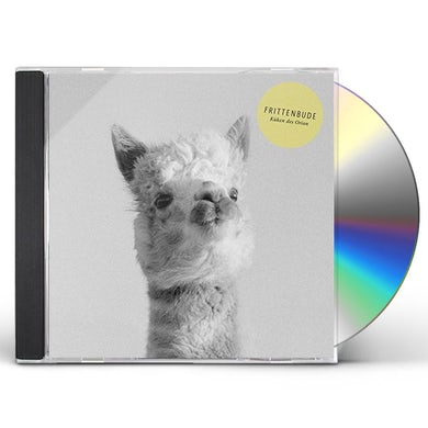 Frittenbude KUEKEN DES ORION CD