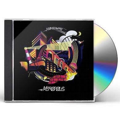 NEONSCHWARZ METROPOLIS CD