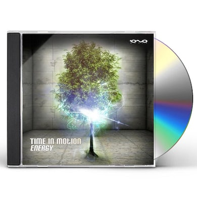 Time in Motion ENERGY CD