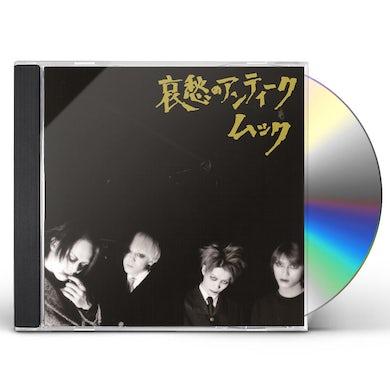 MUCC AISHUU NO ANTIQUE CD