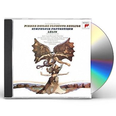 CONDUCTS BERLIOZ CD