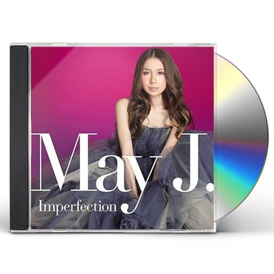 May J. IMPERFECTION: DELUXE EDITION CD