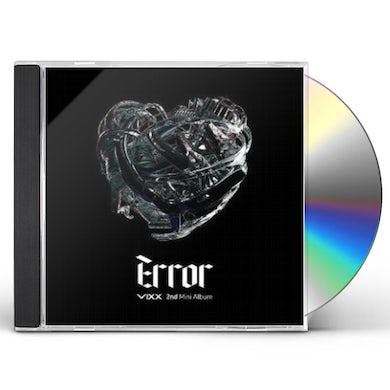 VIXX ERROR: DELUXE EDITION CD