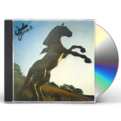 Wooden Horse II CD