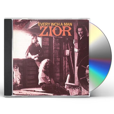 Zior EVERY INCH A MAN CD