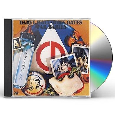 Daryl Hall WAR BABIES CD